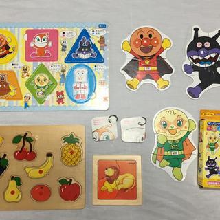 知育玩具 パズル クイズカード