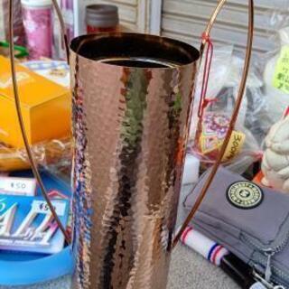 Brama お洒落な銅の花瓶