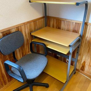 PCデスク&椅子