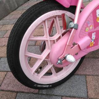 ブリジストン キティ16インチ自転車 - 売ります・あげます