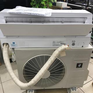 SHARP AY-H40H-W 2018年製 14畳 ルームエアコン