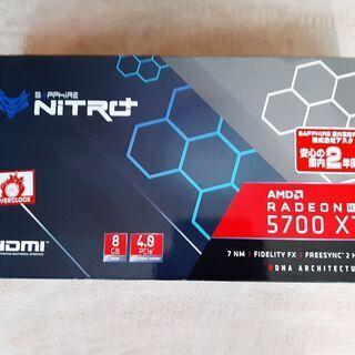 【ネット決済】RADEON RX 5700 XT 8GB 交換または