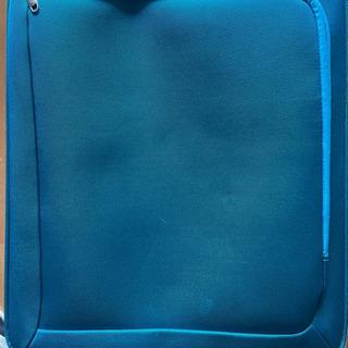 スーツケース(ソフトタイプ) ace  58L ハンドル不具合アリ