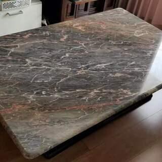【大理石テーブル】天板と足(土台)部分セット