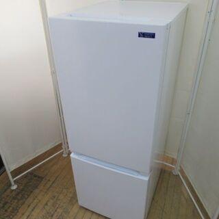 JAKN2288/冷蔵庫/2ドア/右開き/ホワイト/ヤマダ電機/...