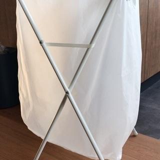 ランドリーバスケット 物入れ IKEA JALL イェル
