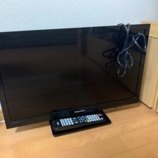 【ネット決済】Hisense TV 24型