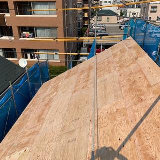 日払い、週払い可  正社員も募集中です。大工、鳶職 木造建て方現...