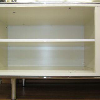 R203 高級感 トップガラスリビングボード、幅180cm - 売ります・あげます