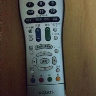(取引中)シャープ  AQUOSの液晶テレビ 19型 - 高知市