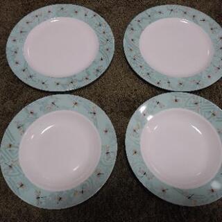 パスタ/カレー皿(4枚)をお譲り致します。