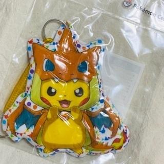 【300円】ピカチュウ パスケース