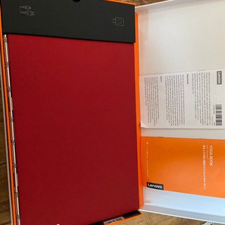 Lenovo yogabook タブレットpc