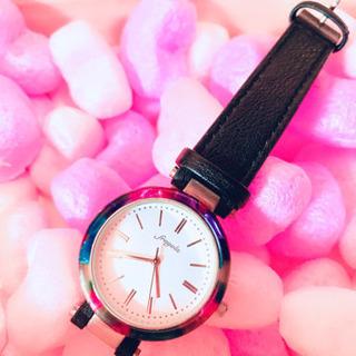 【決まりました!】綺麗めの腕時計 定価3,800円程でした!⌚お...