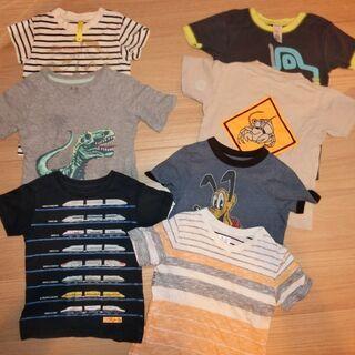 子供服半袖7枚セット