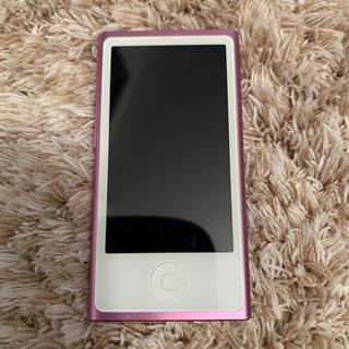 【ネット決済】iPod nano 第7世代