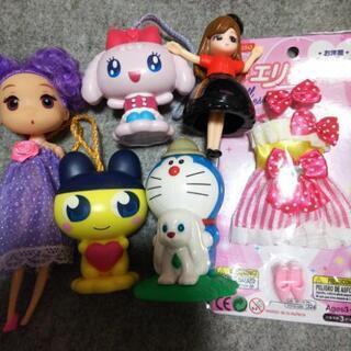 (値引き)No.1キッズ人形セット  女の子