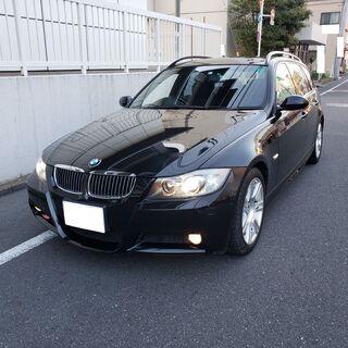 BMW320ツーリングMスポーツ H19 車検4/9 走行820...