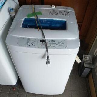 【ネット決済】引取できる方限定 洗濯機 Haier JW-K42H