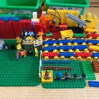 duplo LEGO 大量