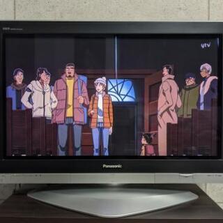 テレビ panasonic viera 37インチ