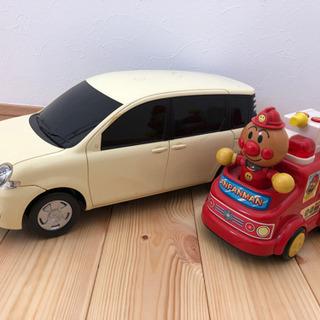 車 アンパンマン おもちゃ