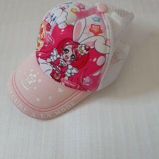 キラキラプリキュアアラモード 帽子52㎝