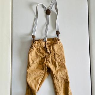 【ベビー服・ズボン9-12m】お譲りします