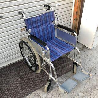 ★動作〇★ 自走用 自走式 車椅子 KAWAMURA 発送可能