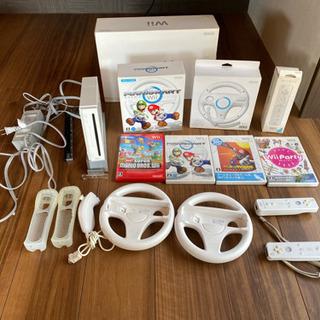 Wii売ります。値段相談します。