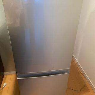 シャープ 冷蔵庫 SJ-14Y-S 動作確認済み