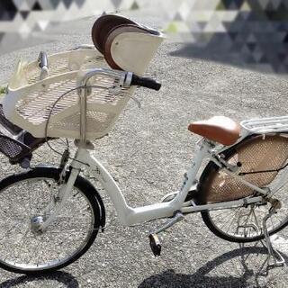 前子供乗せ非電動自転車 ブリジストン アンジェリーノ