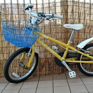 【ネット決済】★値下げ★ ルイガノ 子供自転車 16インチ
