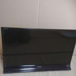 32型のテレビ