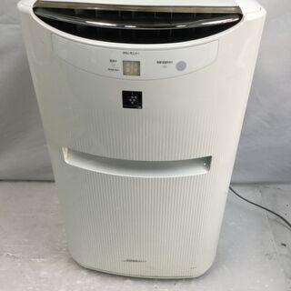 シャープ KI-BX85-W 加湿空気清浄器 プラズマクラスター...