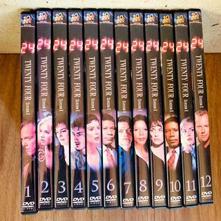 DVDセット 24 twenty four season1 デア...