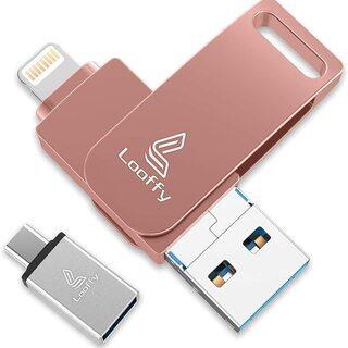 【新品・未使用】4in1 USBメモリー(128GB)