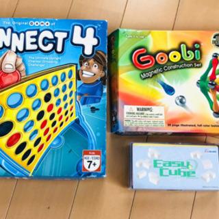 知育玩具 3点セット