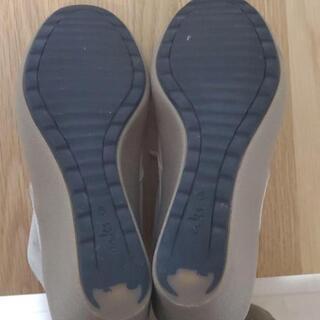 クラークス ショートブーツ - 靴/バッグ