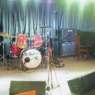 格安ドラム教室(30分1200円)
