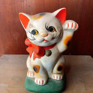 【ネット決済】招き猫 アンティーク