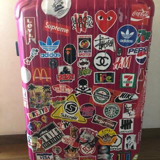 【ネット決済】キャリーケース スーツケースL ピンク
