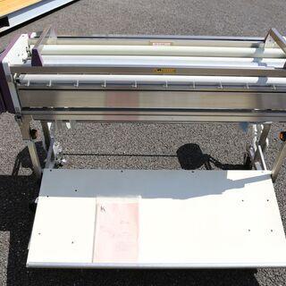 ◆ 極東産機 自動糊付け機 Hiβ-VL & スリッター 美品  ◆