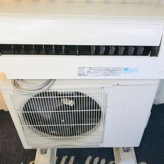 MITSUBISHI🌟冷暖房エアコン✨主に6畳用🌟分解清掃…