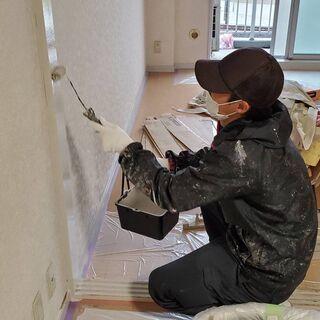 塗装工デビュー歓迎!《地元で働きたい方、新生活の方も◎》