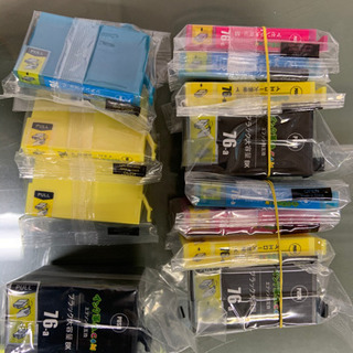 【ネット決済】インクジェットプリンタ用インク 大容量4色セットx...