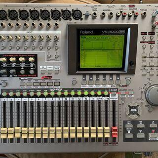 (~5/9)【動作品】Roland VS-2000CD 中古MT...