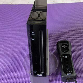 値下げ!任天堂 Wii(本体)ブラック