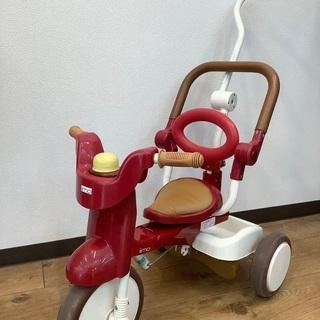 iimo  三輪車 のご紹介です。