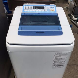 美品!!! エコナビ搭載!!! パナソニック 7k洗濯機 29,...